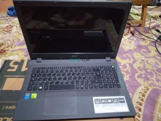 Acer Aspire E15 i5 6G ssd 120g 920m