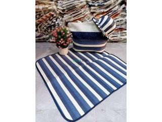Sac + chapeau + tapiè ( 3 pièces ) de bonne quelitè