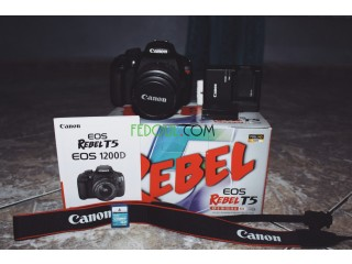 Canon 1200D (rebel t5)