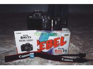 Canon 1200D (rebel t5)