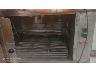Chaudière + machine de poulet
