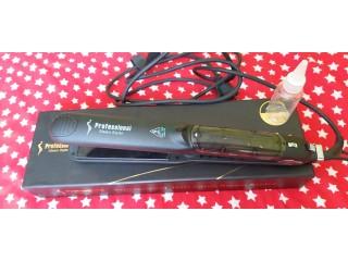 Lisseur a vapeur ciramique pour les cheveux 400F