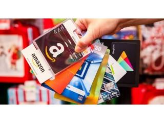 Gifts cards, abonnement, cartes de recharge, licence logiciel