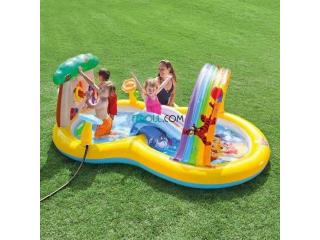 مسبح الحدائق للاطفال كبير الحجم