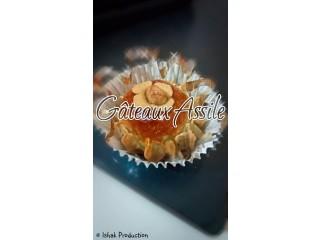 Gâteaux Assile