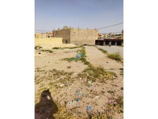 قطعة ارض في وسط مدينة الجلفة
