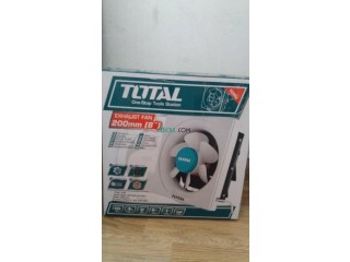 Extracteur dair total tools taille 200mm