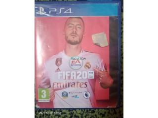 FIFA 20 très bonne état ps4