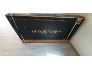 "LG OLED C9 65"" sous emballage"
