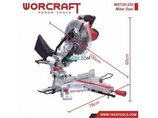 Scie a onglet worcraft 2000w