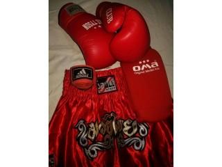 Kick boxing (بروتاج تيبيا/شورط/بونداج/ليڨون)