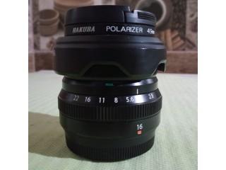 Fujifilm 16mm 2.8 R WR