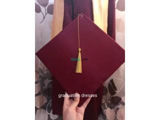 لباس التخرج Graduation dresses