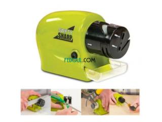 مبراة كهربائية حجر ميكانيكي أداة شحذ آلية لاسلكية أخضر