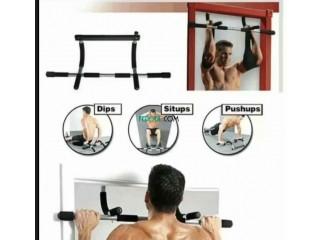 Bar fixe iron gym