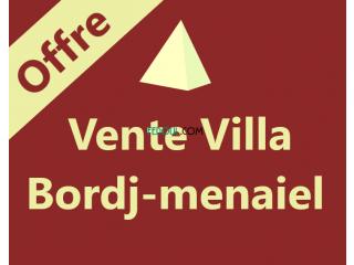 Villa Boumerdes