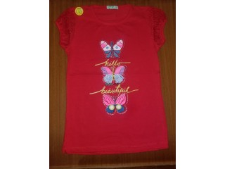 T shirt fille made in Turquie