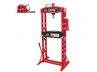 Presse hydraulique d'atelier Big red 20 tonnes