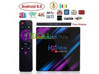 H96 max tv box 4G/32G Android 9.0 4k