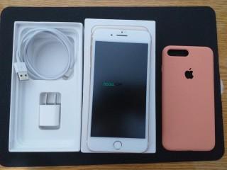 Iphone 7 plus gold 128 gb acune problème