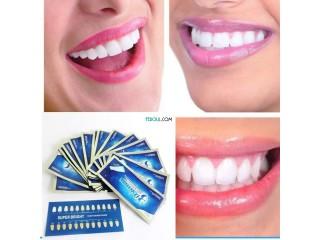 شراٸح تبيض الاسنان نتاٸج مبهرة من اول استخدام