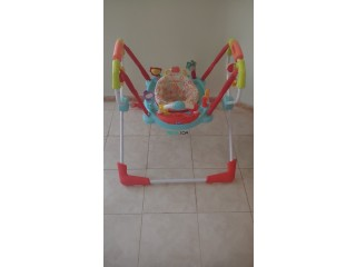 Balancelle d'eveil pour bébé