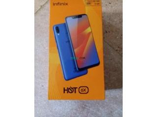 Smartphone infinix hot 6x