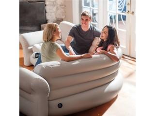 Canapé d'angle Intex 5 places