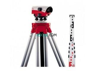 Niveau de chantier Leica NA 724