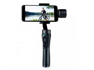 أداة تصوير ذكية قابلة للدوران بعدة إتجاهات لتصوير الفيديوهات بإحترافية A3-AXIS HandHeld Gimbal Stabilizer for Smartphones & Action Camera GP-H4