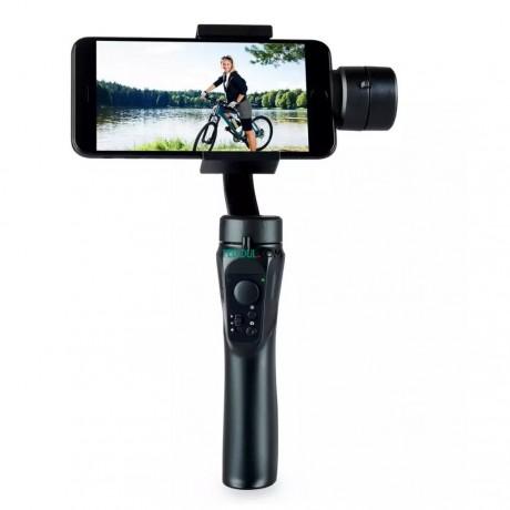 ada-tsoyr-thky-kabl-lldoran-baad-atgahat-ltsoyr-alfydyohat-bahtrafy-a3-axis-handheld-gimbal-stabilizer-for-smartphones-action-camera-gp-h4-big-0