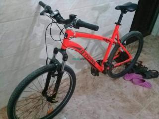 Vente vélo btwin rockrider 340