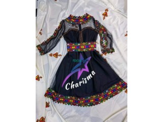 Robe kabyle courte