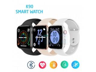 Smartwatch Bluetooth Avec Écran Tactile et Moniteur de Fréquence Cardiaque