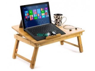 Table laptop - refroidissement - BAMBOO