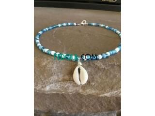 Colliers et bracelets en perles faits main