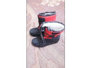 Boots pour garçon