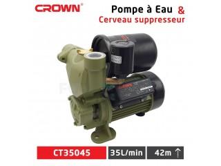 محرك أوتوماتيكي أصلي من كراون لضخ المياه بقوة ضغط عالية Crown Pompe à Eau & Cerveau Suppresseur CT35045