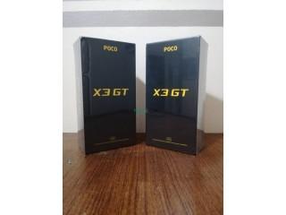 Poco x3 gt 8 /128 poco x3 pro 6/128