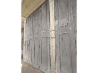 4 portes de garage