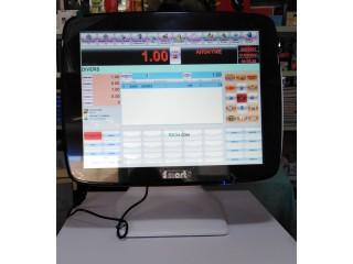 Vente logiciel et matériel de vente