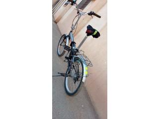 Vélo Topbike pliable Jaya