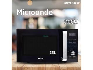فرن تسخين الطعام ميكروويف مزود شاشة عرض LED لتحضير مختلف الأطباق اللذيذة والشهية