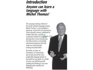PACK 06 DVD - Michel Thomas (langues étrangères) MP3