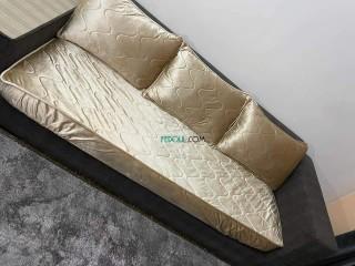 Des couvre lit