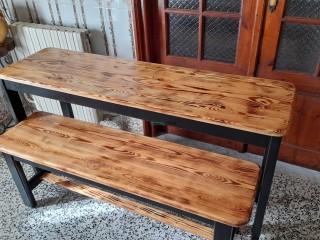 Table + banc