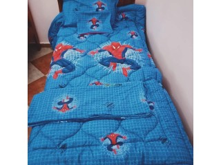 Couette hiver spiders man