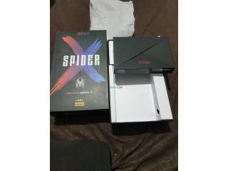 جهاز استقبال otex spider x 4k