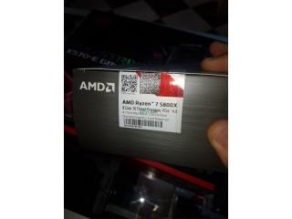 R7 5800X / X570-E / 32 Gb DDR4