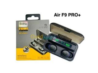 Realme airdots air f9 pro powerbank